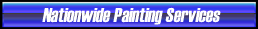 Nationwide Painting Services
